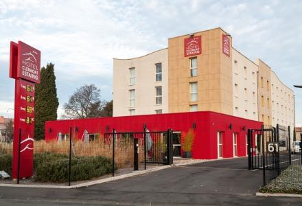 H tel clermont estaing clermont ferrand site officiel for Hotel clermont ferrand avec piscine