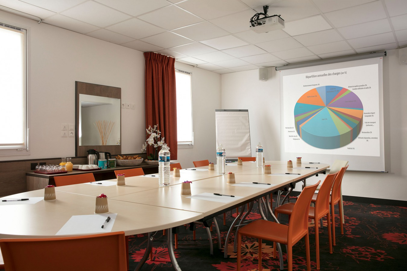 Hôtel Clermont Estaing*** - Seminars